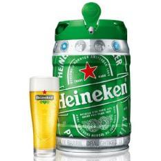 Heineken ( Bình nhôm 5 lít )