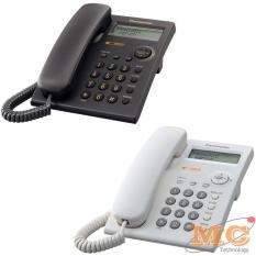 Điện thoại bàn Panasonic KXTSC11 (Màu đen)
