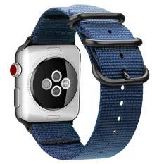Dây Apple Watch 42mm, 44mm, dây Nato Nylon phong cách cho Apple Watch 44mm, 42mm bởi chocongnghevn