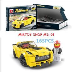 Lego giá rẻ – Bộ lắp ghép các loại xe đua, chất lượng cao cấp, quà tặng hấp dẫn cho trẻ.