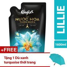 Nước hoa thiên nhiên Comfort LILLIE Túi 1.6L + Tặng 1 dù thời trang