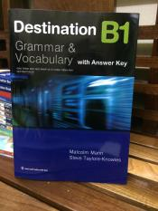 Destination B1 grammar & vocabulary