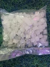 Hạt kanet (kaldnes) lọc nước nuôi vi sinh – gói 100gram