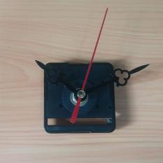 Bộ Kim đen 6cm và Máy đồng hồ treo tường Đài Loan kim trôi loại tốt