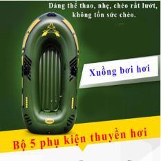 Thuyền Cao Su Câu Cá, BOAT 200, Thuyền Phao Giá Rẻ, Hàng Nhập Khẩu Nguyên Chiếc, Phân Phối Bởi ROC Store