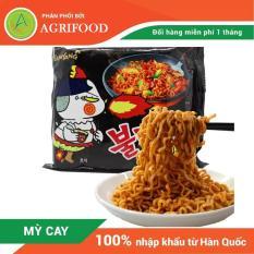 Mì cay SamYang mì gà cay truyền thống Hàn Quốc – Gói 140 G