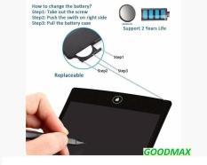 Bảng điện tử LCD viêt xóa bằng nút bấm