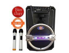 Loa kéo Bluetooth Ronamax T12 – 3 Tấc – CỰC HAY AA