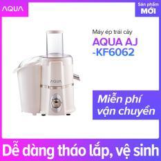 Máy ép trái cây AQUA AJ-KF6062 ( Trắng) – Hàng phân phối chính hãng