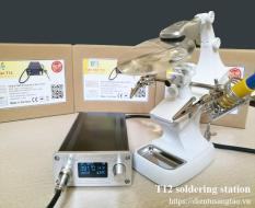 Trạm Hàn T12 – T12 Soldering station Version 2.0