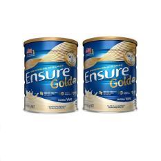 Bộ 2 lon sữa bột Ensure Hương Vani 850g