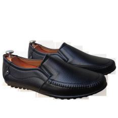Giày mọi nam đen thời trang bán chạy [SALE LẺ GIÁ SỈ TẬN XƯỞNG]