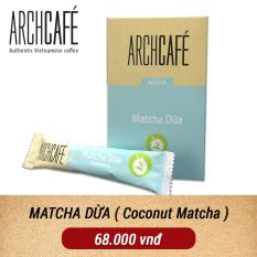 Matcha Dừa