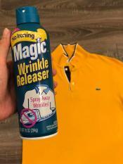Nước xịt quần áo tự phẳng Magic Wrinkle Releaser