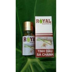 Combo 2 chai tinh dầu sả chanh Royal 10ml
