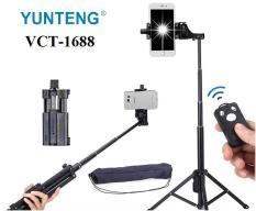 Chân đế Kiêm tay cầm chụp hình cho điện thoại Yunteng VCT-1688 [HÀNG NHẬP KHẨU]