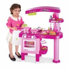 Kitchen set – Kệ bếp cao kèm máy hút mùi