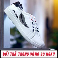 Giày Sneaker nam 2018 (trắng) Giá tận xưởng
