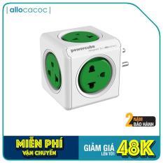 Ổ Cắm Điện Allocacoc PowerCube Original Đa Năng – Hàng Nhập Khẩu