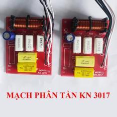 Combo 02 Mạch phân tần và bảo vệ loa KN 3017 dùng cho loa thùng