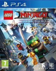 Game LEGO The Ninjago Movie videogame ps4