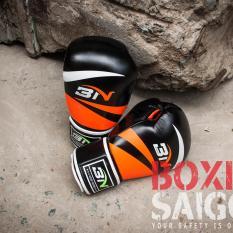 Găng tay Boxing BN ( Cam )