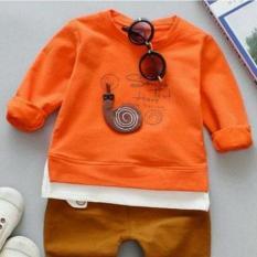 Bộ đồ cực cool cotton cho bé từ 1-5 tuổi