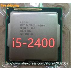 Bộ vi xử lý – Intel® Core™ i5-2400 Processor ( 4 lõi, 4 luồng) -6M Cache, up to 3.40 GHz ( Bảo hành 12 tháng ), Tặng quạt CPU ,Keo Tan nhiệt – Hàng Nhập Khẩu
