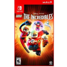 Game Nintendo Switch LEGO The Incredibles – Phiên Bản US