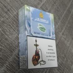 Combo 2 hộp shisha hương vị Bạc hà vị nhạt 50g (Màu Xanh)