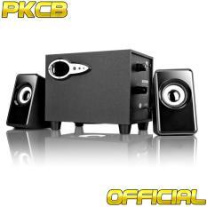 Loa nghe nhạc điện thoại, ,máy tính, tivi PKCB-301 3 loa PF7