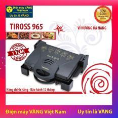 Máy kẹp nướng bánh mỳ đa năng Tiross TS965