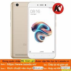 Xiaomi Redmi 5A -16GB Ram 2GB ( Vàng ) – Hàng nhập khẩu