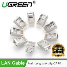 Túi hạt mạng cho dây CAT6 bọc inox (10 chiếc) NW111 20333 – Hãng phân phối chính thức