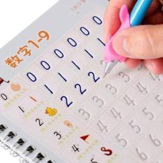 Bộ 3 Vở tập tô, tập viết cho bé – Kèm 1 đệm tập viết 3 bút và 9 Ngòi