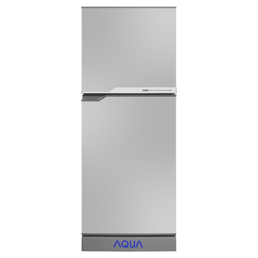 Tủ lạnh AQUA AQR-145BN (SS) 143 Lít (Bạc)