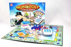 Cờ Tỷ Phú Monopoly – Electronic Banking nhiều người chơi