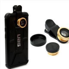 Bộ Lens chụp ảnh 3 trong 1 dành cho smartphone và máy tính bảng