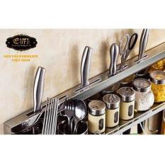 Kệ bếp đa năng Inox SUS 304 Eurolife EL-K4