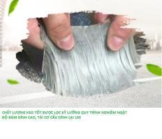 Keo Dán Bạt siêu dính dán chống thấm dán trong môi trường nước tặng 2 miếng băng flex tape siêu dính nước mỗi miếng 50cm