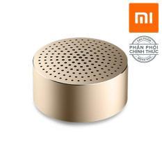 Loa nghe nhạc Bluetooth công nghệ khử tạp âm CVC6.0 Xiaomi Mini (Vàng)