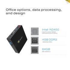 Máy tính để bàn mini PC Beelink M1 Intel N3450 4G/64G window 10