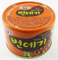 Nhộng hộp Hàn Quốc (130g)