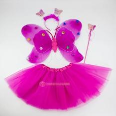 bộ cánh bướm cho bé chơi trung thu