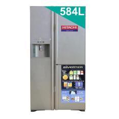 Tủ lạnh side by side Hitachi R-M700GPGV2 GS, 584 lít, Inverter