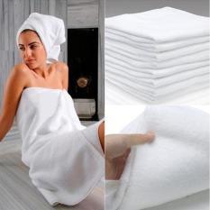 Khăn tắm khách sạn cao cấp kích thước 70*1m4*400g – 100 cotton
