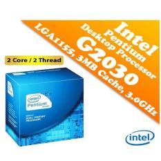 Bộ Vi Xử Lý Intel CPU Pentium G2030 3.0Ghz – Bảo Hành 3 Năm