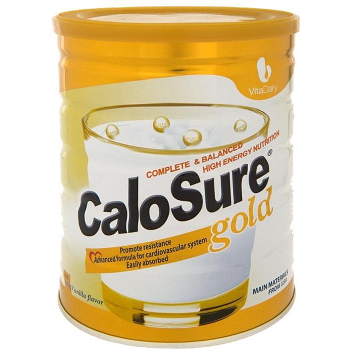 Sữa bột dinh dưỡng CaloSure Gold 900g