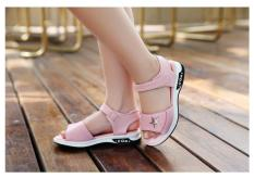sandal bé gái thời trang da mềm siêu nhẹ sd15 kèm video thật