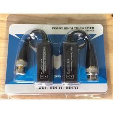 Bộ chuyển Video Balun cho camera CVI/TVI/AHD loại tốt (1 cặp 2 cái)